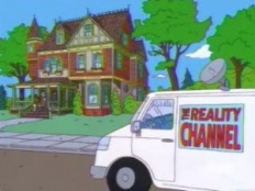The Simpsons 14x05 : Helter Shelter- Seriesaddict